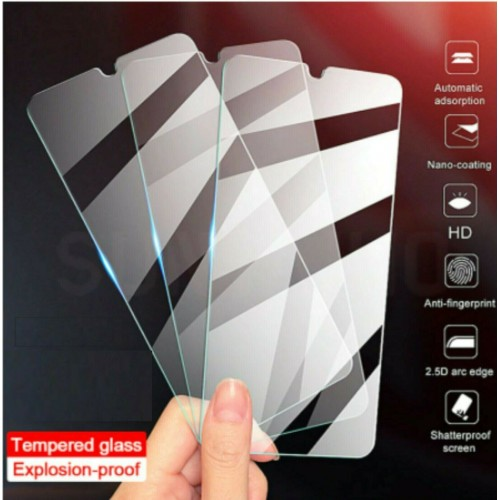 pellicola vetro temperato HD 9H per Huawei P8 P9 P10 P20 P30 P40 lite Pro Plus