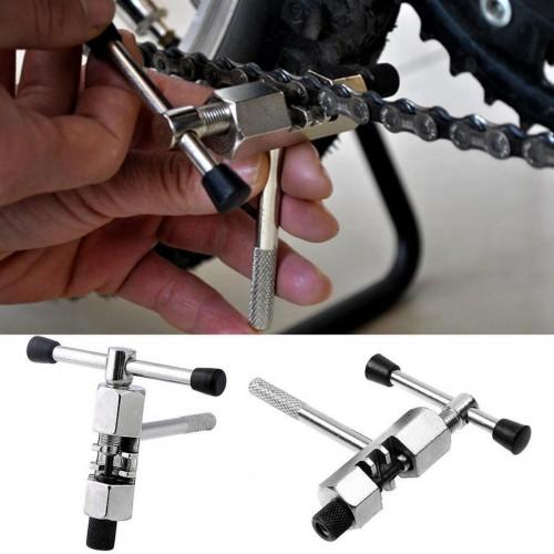 strumento cutter in acciaio per la rimozione riparazione della catena bici bike